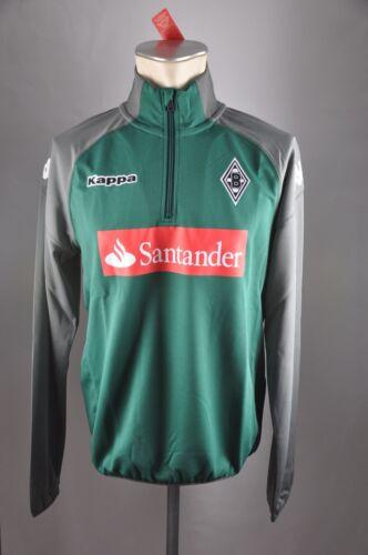 Borussia Mönchengladbach Zip Pullover Gr 152 164 M L XL 2XL 3XL BMG NEU Troyer