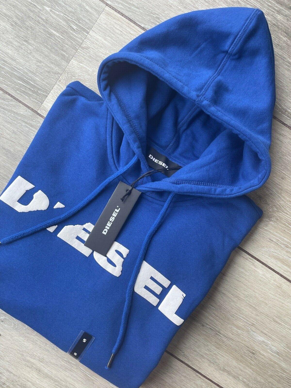 DIESEL MEN'S BLUE