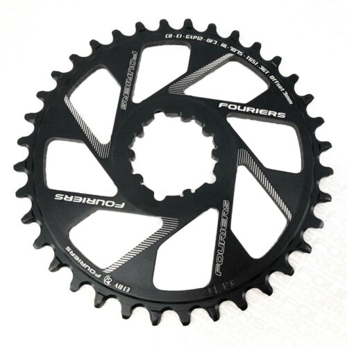 Fouriers Chainring 3mm Offset Direct Mount for Sram GXP XX1 Boost Chainwheel 12s