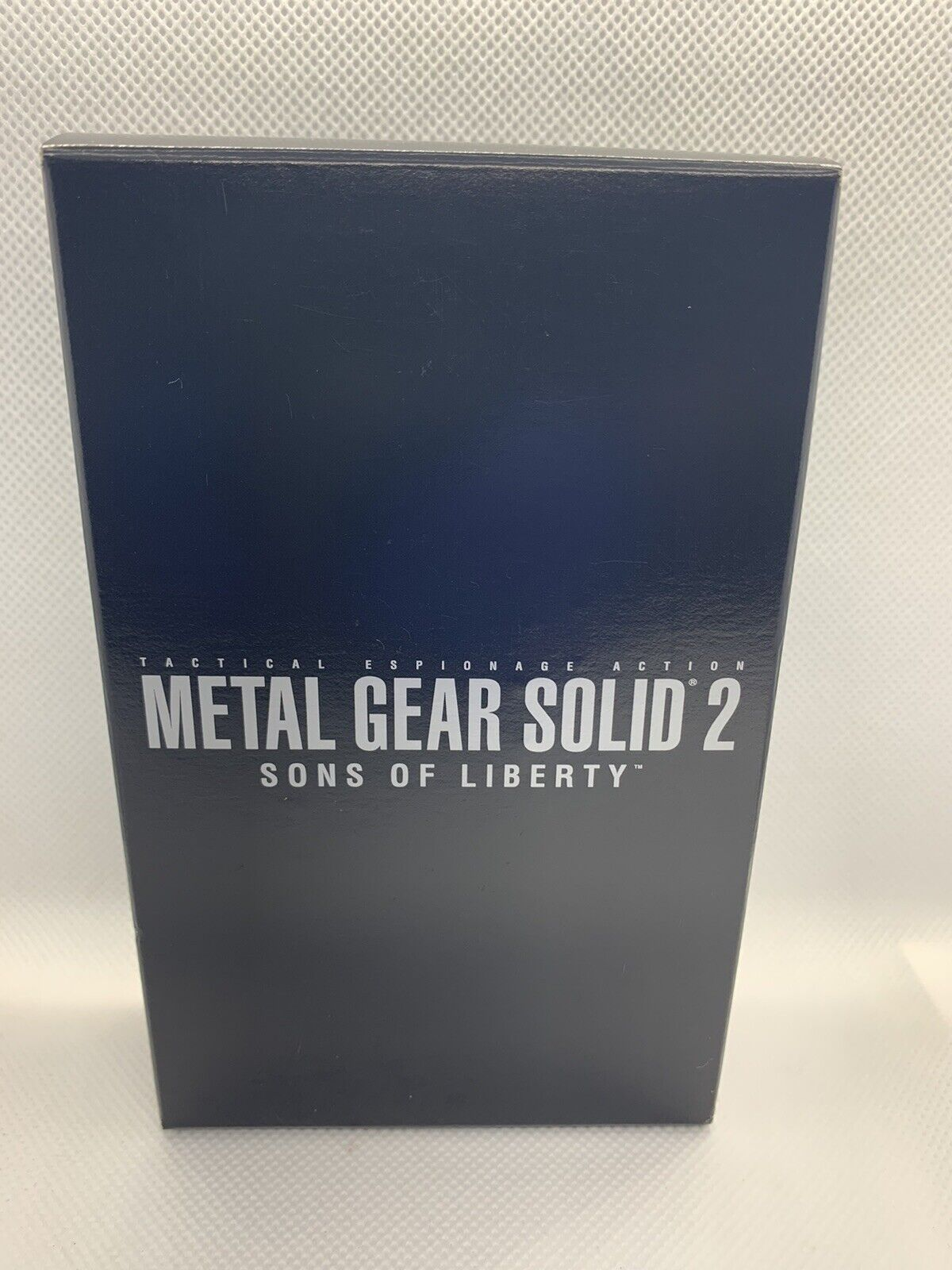 METAL GEAR SOLID 2 SONS OF LIBERTY SOLID SNAKE FIGURE YAMATO PREMIUM VER.