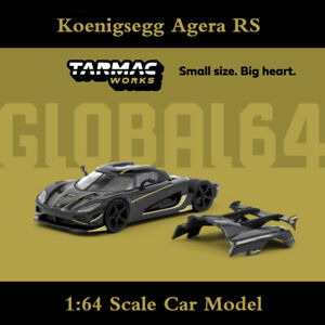 Pre-Sale-Tarmac-Works-1-64-Koenigsegg-Agera-RS-Diecast-Car-Model-Collections