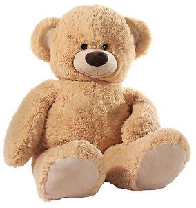 XXL-Kuschelteddy-Riesen-Pluesch-Teddy-Baer-Pluesch-Baer-Kuschelbaer-Kuscheltier-gross