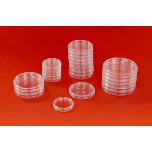 Round 16mm Packet of 10 PRINZ Coin Capsules