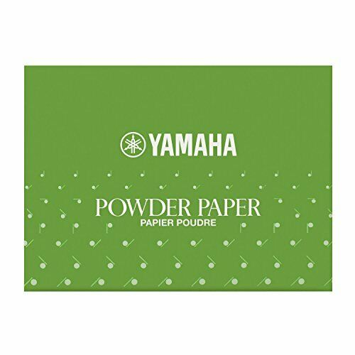 New YAMAHA powder paper PP3