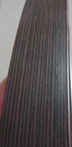 """Nightfall Panolam W292 PVC edgebanding 15//16/"""" x 120/"""" inch roll no adhesive 1//50/"""""""