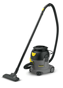 karcher t10 1 professional vacuum cleaner 15274110 can be used bagless ebay. Black Bedroom Furniture Sets. Home Design Ideas