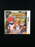 Hometown Story (nintendo 3ds, 2013) The Family Of Harvest Moon