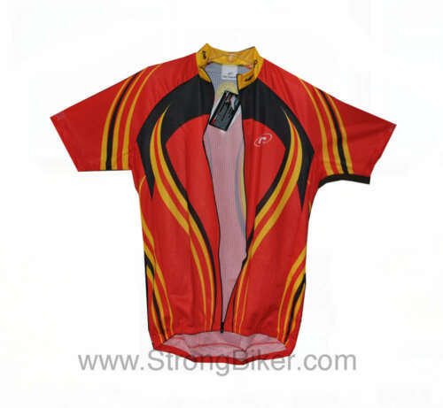 New Barbedo Belgium National Cycling Jersey UV Protection tech dry  msrp:$69