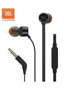JBL Tune 110 Negro Auriculares intraurales únicamente con receptor inalámbrico Bluetooth/Nuevo