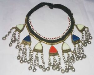 Handmade-Afghan-Kuchi-Tribal-Necklace-Jewelry-Tribal-Jewelry-Kuchi-Jewelry