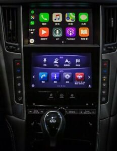 Details about Carplay/Android auto interface for 2016~ Infiniti  Q50/Q60/QX60/QX50/Q30