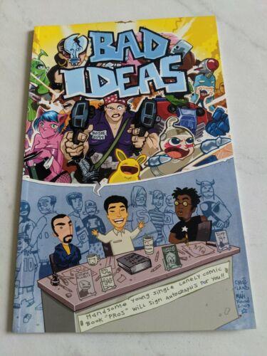 Bad Ideas #1 April 2004 Image Comics