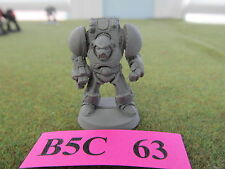 Warhammer 40K oop Rogue Trader Space Marine Exo Armor Terminator b