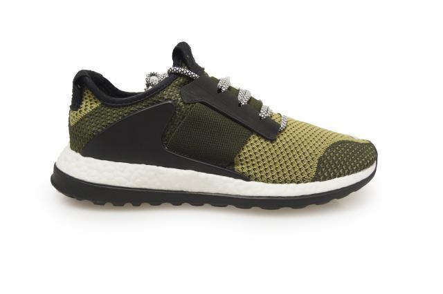 Hombre Adidas ado Pure Boost ZG Día One - s81827 - brown green Oliva Zapatillas