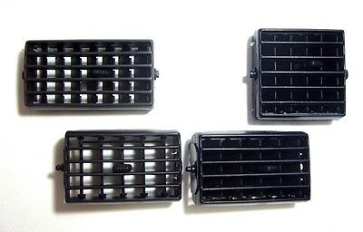 Heater Air Vent Ventilator SET FOR Toyota Pickup LN90 MightyX Dash Grille 88-95