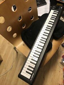 Korg Microkey2 61 Key Air Music Keyboard Bluetooth Usb Midi Keyboard Ebay