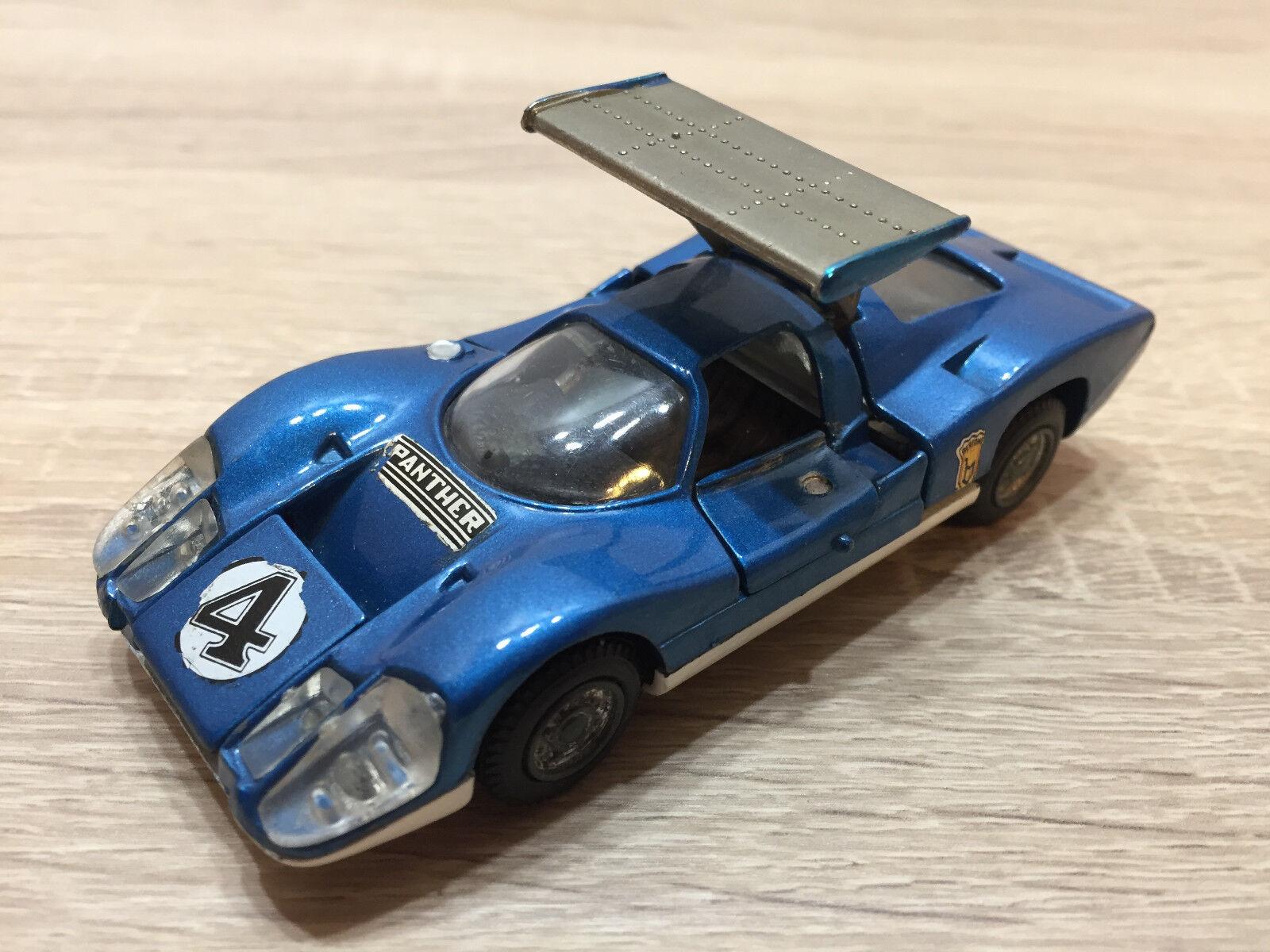 RAR  Mercury Import  Panther Bertone 3 litri étude Bleu met.1 43 très bien