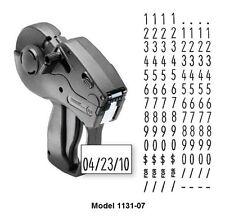 New Monarch 1131 07 Label Gun Yeardate