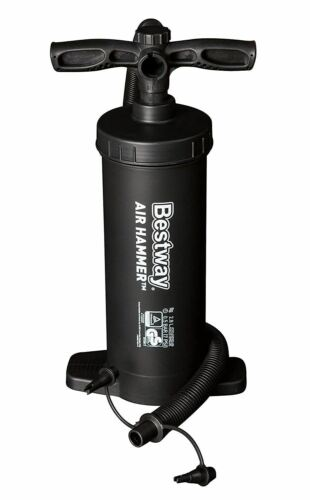 Pntex Double Quick III Hand Pump Unisex Compact High Output Pump