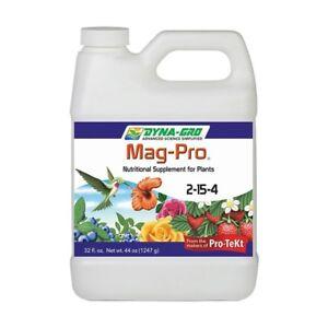 Adaptable Dyna-gro Mag-pro 2-15-4 128 Oz (environ 3628.67 G) Gallon Save $ $ Avec Bay Hydro $ $-afficher Le Titre D'origine Lissage De La Circulation Et Des Douleurs D'ArrêT