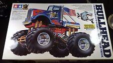 Tamiya Bullhead 1/10 Monster Truck kit Dual Motor New 58535 Clodbuster