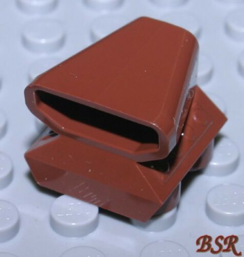 BB24 6 Stück braune Motor Block Booster Haube Turbolader 50943 /& unbespielt !