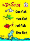 One Fish, Two Fish, Red Fish, Blue Fish by Seuss Dr (Hardback, 1960)