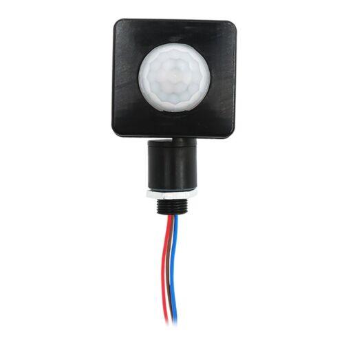 Automatisch Pir 85 265V Sicherheit Pir Infrarot Sensor LED Wand L8D7 eNwrg SmQeC