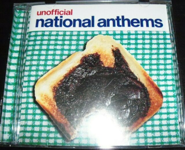 Unofficial National Anthems Various (Cold Chisel Gangajang INXS Icehouse) CD – L