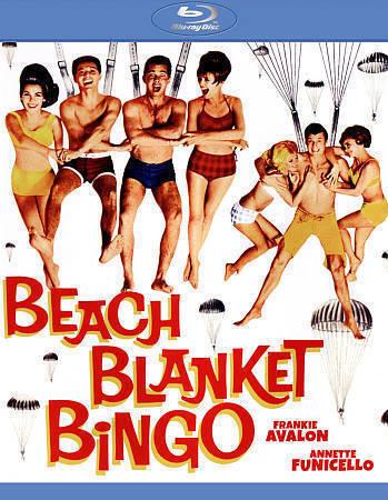 Beach Blanket Bingo - Blu Ray - Viewed Just Once