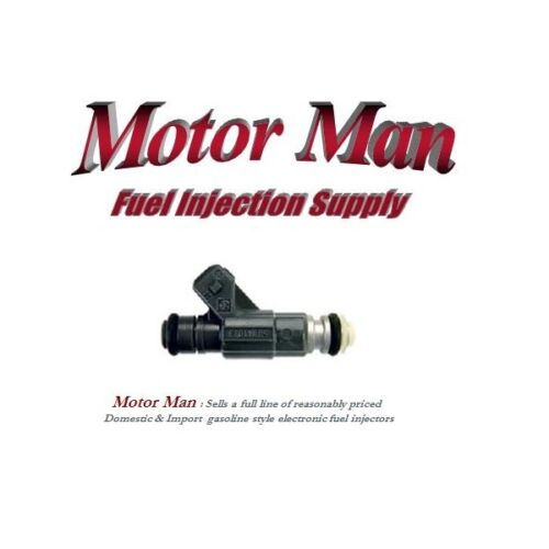 Motor Man New Bosch Fuel Injector 0280155740 4669471 Dodge Plymouth 2.0L 4cyl