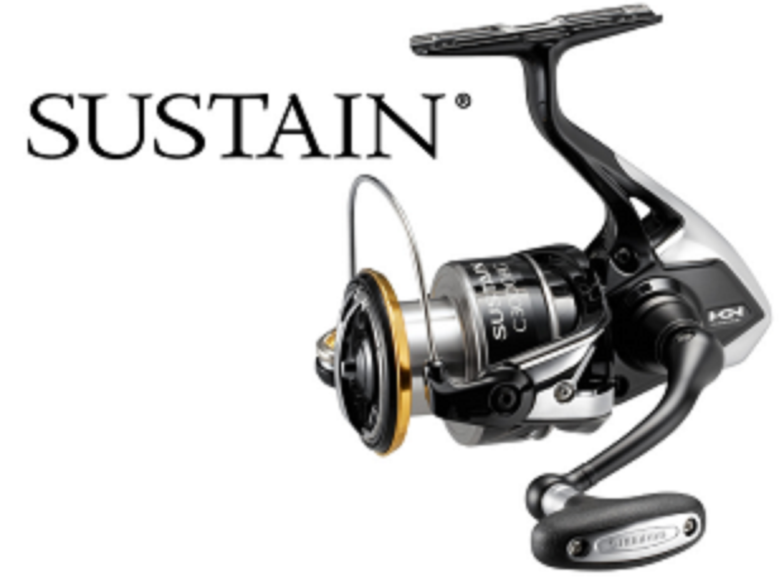 Shimano Sustain Spinning Reel Brand New in Box FASTSAFE Ship