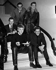 "Eddie Cochran / Joe Brown / Billy Fury / Craig Douglas 10"" x 8"" Photograph no 8"