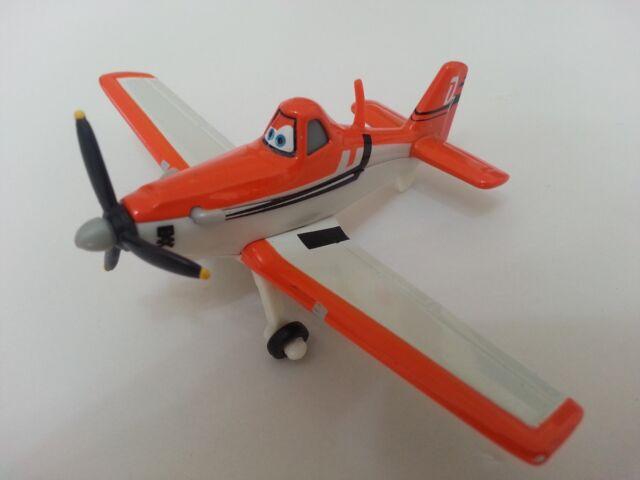 Mattel Disney Pixar Planes Strut Jetstream Dusty Diecast Metal Toy Plane Loose