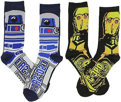 BB-8 Kylo Ren R2D2+C3PO Lootcrate EXCLUSIVE Size 6-12 DISNEY Star Wars Socks