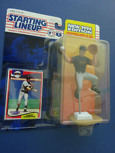 1994 Starting Lineup, Robby Thompson, MOC, Sealed