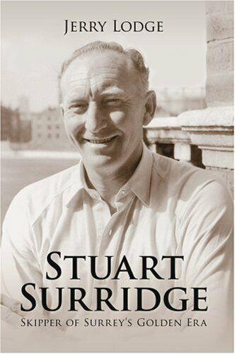 Stuart Surridge: Five Glorious Years 1952-56, Very Good, Books, mon0000154682