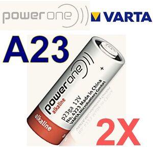 Lot-de-2-piles-A23-POWER-ONE-by-VARTA-12-Volts-LR23A-GP23A-V23GA-MN21-BULK