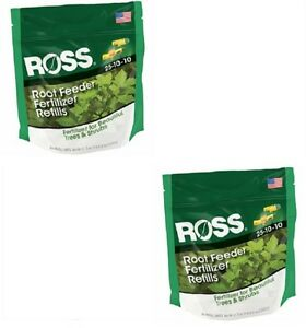 Image Is Loading 2 Ross 14666 36 Pack Tree And Shrub