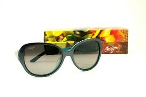 5016bc013 Maui Jim SWEPT AWAY GS733-06B Aqua Blue Sunglasses Polarized Neutral ...