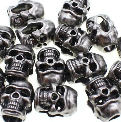 10 Silver metal Charms Jewellery Making Crafts