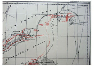 1925-Antarctic-First-Sighting-BRANSFIELD-DISCOVERIES-MAPPING-GRAHAM-LAND-3