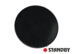 10x Thumbwheel Knob for Piher Trimmer Potentiometer PT10 Ref.5062 Black Plastic - Wabrzezno, Polska - Zwroty są przyjmowane - Wabrzezno, Polska