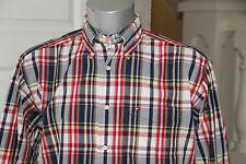 chemise cow boy country à carreaux TOMMY HILFIGER taille M/M excellent état