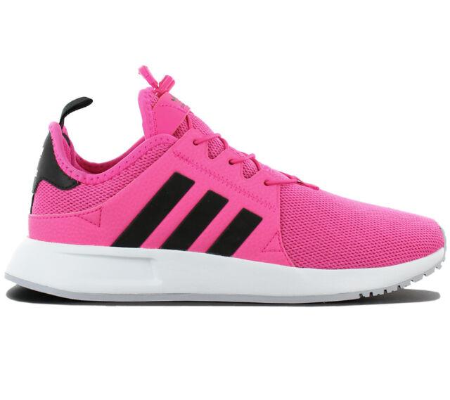 sports shoes 36de1 c78cd Adidas Originals X Plr Chaussures Baskets pour Femmes Rose Loisir de Sport