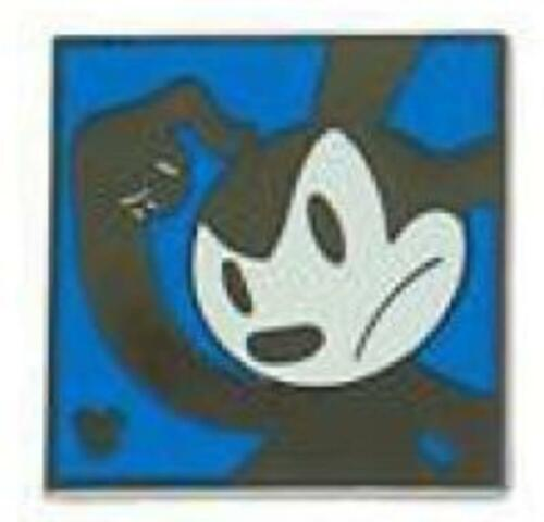 CONFUSED OSWALD THE LUCKY RABBIT Expressions 2014 Hidden Mickey Disney Pin 99909