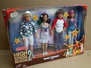 High School Musical HSM Ready 4 Summer Target Doll Gift Pack 2007 Mattel Disney - Leicester, Leicestershire, United Kingdom - High School Musical HSM Ready 4 Summer Target Doll Gift Pack 2007 Mattel Disney - Leicester, Leicestershire, United Kingdom