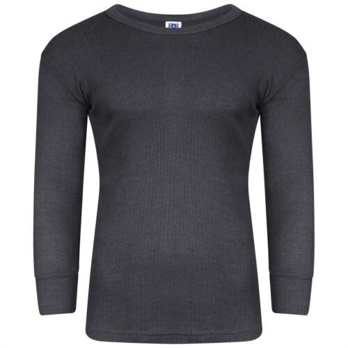 S M L XL XXL 2 Mens Thermal Long Sleeve T-Shirt Vest Winter Ski Underwear