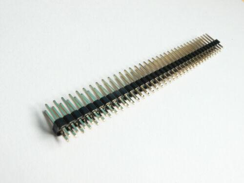 """0.1/"""" Spacing 1x 72-pin 2x36 USA Seller Dual Row Header Free Shipping"""