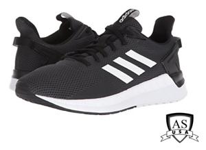 adidas hommes questar questar questar tour chaussure de course, db1346 carbone noir / blanc / taille 10 nouveaux 7b90d8